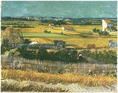 """El De Van La Sobre GoghJuan Tela Zapato Cosecha""""Oleo Vincent 8Pyvwm0ONn"""
