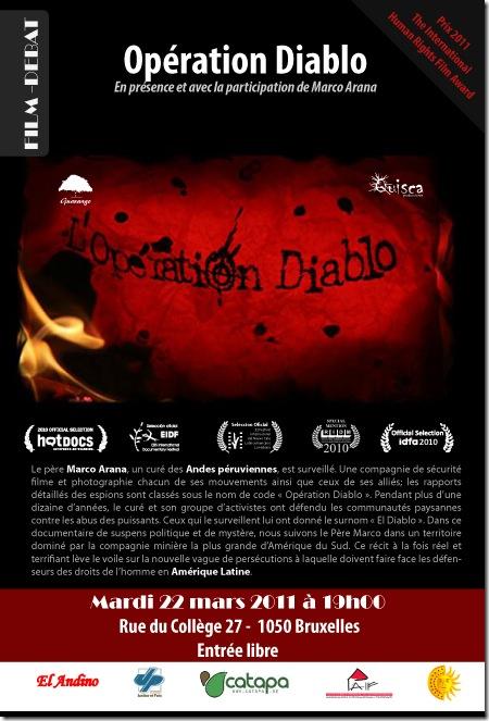 Afiche Operación Diablo Definitivo