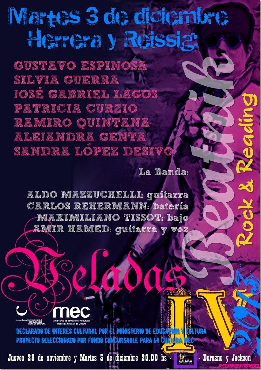 Afiche Segunda Velada Beatnik_3_dic_ web