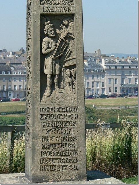 Memorial To Caedmon by RichardThomas