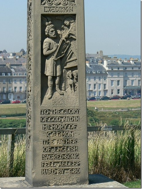 Memorial To Caedmon by RichardThomas
