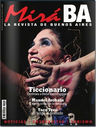 Revista MiráBA 6 2014