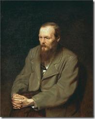 Feodor Dostoyevsky by Vasily Perov