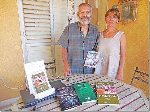 Roberto Sánchez Soria y Marisa Obregón Gómez crearon la primera Editorial israelí de libros en idioma español bajo el nombre de Editorial La Torre de Babel Ediciones.